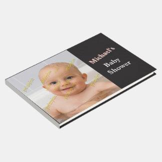 Livro De Visitas A lembrança especial cria seu próprio modelo