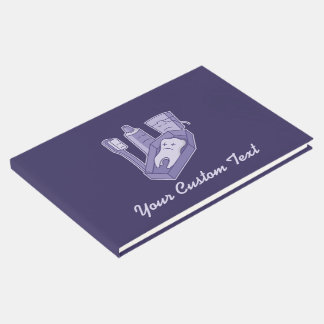 Livro De Visitas Funeral do dente