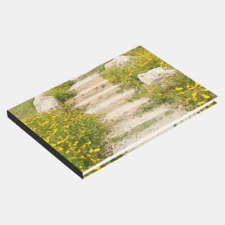 Livro De Visitas Jardim da aguarela