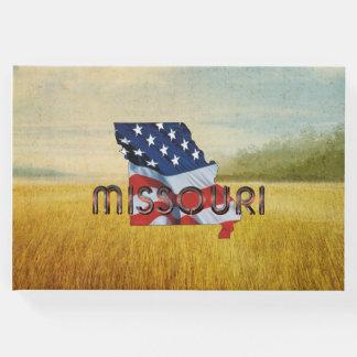 Livro De Visitas Patriota de Missouri do T