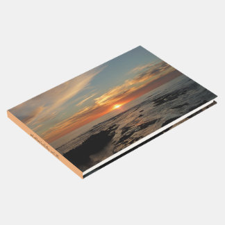 Livro De Visitas Por do sol II de San Diego