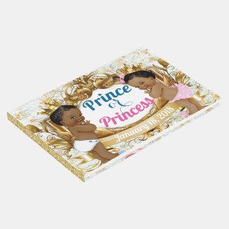 Livro De Visitas Príncipe ou princesa africana Género Revelação