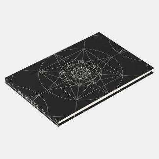 Livro De Visitas Terceira geometria sagrado dimensional