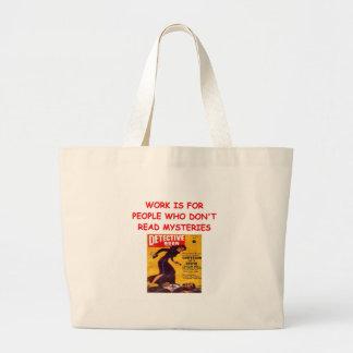 livro do mistério bolsa para compras
