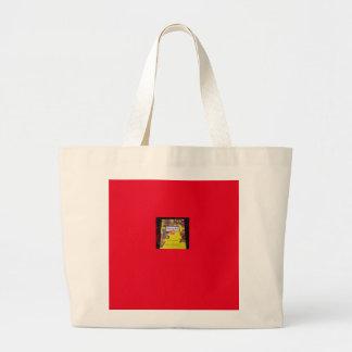 Livro para colorir para o saco dos adultos bolsa tote grande