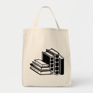 Livros Bolsa De Lona