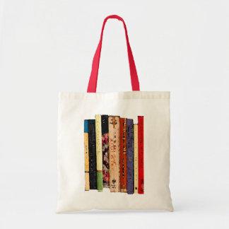 Livros Bolsas De Lona