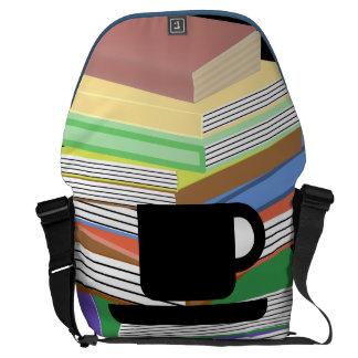 Livros & café: Necessidade eu digo mais? Bolsa Mensageiro