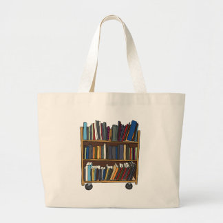 Livros da biblioteca bolsas para compras