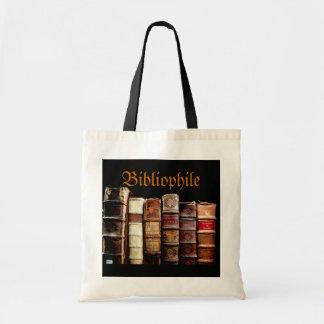 Livros obrigatórios de couro do design do século X Sacola Tote Budget