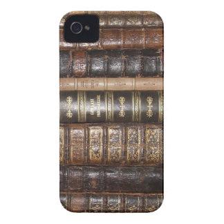 Livros velhos capinha iPhone 4