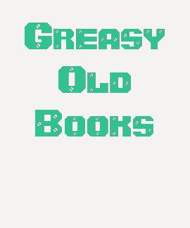 Livros velhos gordurosos tshirts