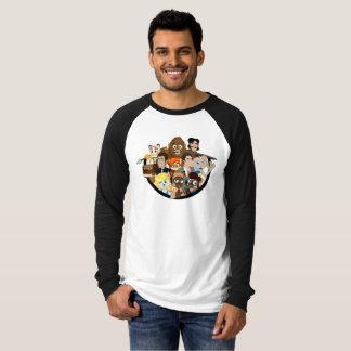 LLOYD agrupa a camisa (a luva longa)