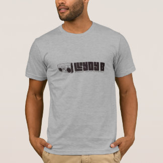 Lloydy B (MENINO) - cinza da urze Camiseta