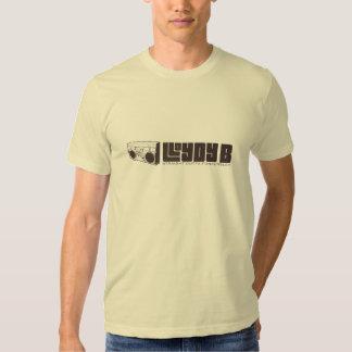 Lloydy B (MENINO) - creme Tshirt