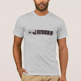 Lloydy B (MENINO) - prata Camiseta