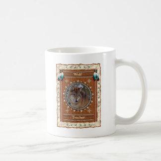 Lobo - caneca de café clássica do professor