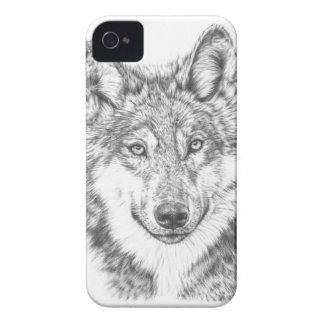 Lobo Capa Para iPhone