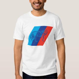 Lobo de BMW M Camiseta