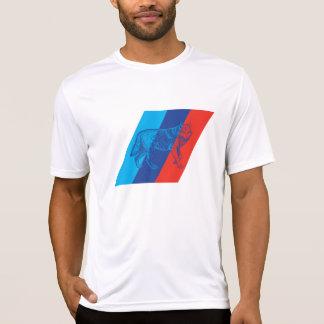 Lobo de BMW M T-shirts