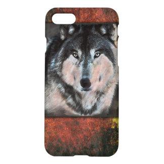 Lobo de madeira, capas de iphone