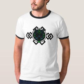 Lobo do dragão camiseta