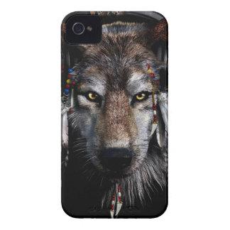 Lobo indiano - lobo cinzento capa para iPhone