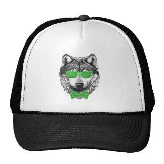 Lobo verde boné