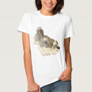 Lobos da caça camiseta