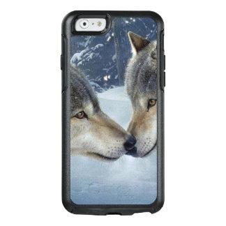 lobos do amante nas madeiras