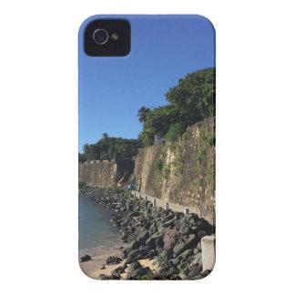 Local histórico velho de San Juan Capa Para iPhone 4 Case-Mate