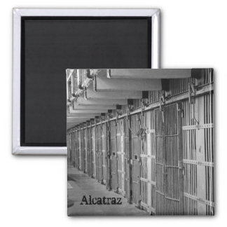 Lockdown da prisão ímã quadrado