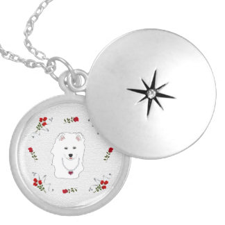Locket. da princesa Colar do filhote de cachorro