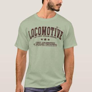 Locomotiva Camiseta