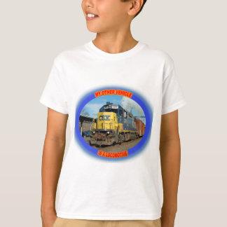 Locomotiva de CSX Camiseta