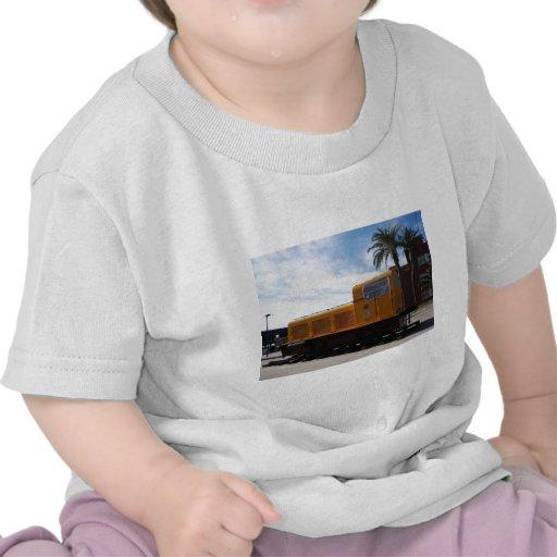 Locomotiva diesel Almeria Camiseta