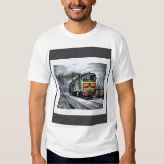 Locomotiva diesel t-shirt