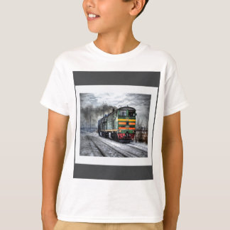 Locomotiva diesel t-shirts