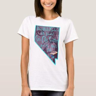 """logotipo anual de """"Nevada"""" da reunião de 2011 5o Camiseta"""