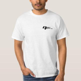 Logotipo arrepiante diesel - carregue-o camisetas