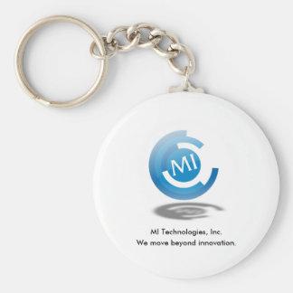 Logotipo da inclinação do MIT & chaveiro do slogan