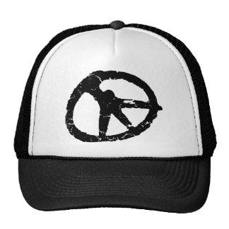 logotipo da paz bone