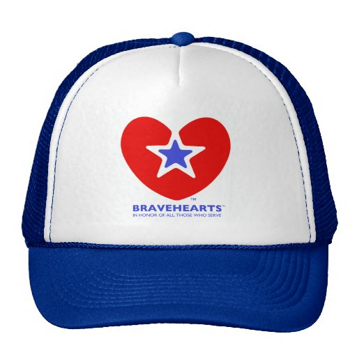 Logotipo de Bravehearts Boné