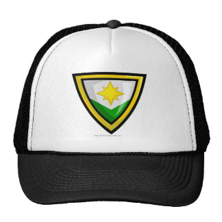 Logotipo de Brightvale da equipe Bonés