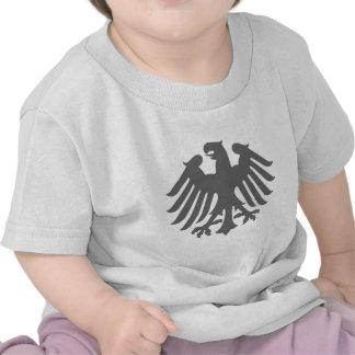 Logotipo de Bundesrat bandeira de Alemanha Tshirts