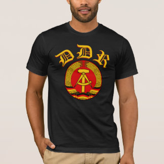 Logotipo de East Germany (RDA) Camiseta