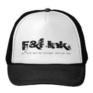 Logotipo de F&f Boné