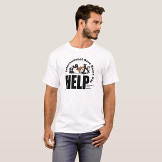 Logotipo de ISBD Camiseta