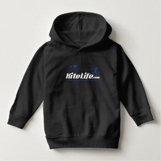 Logotipo de KiteLife - Hoodie do pulôver da