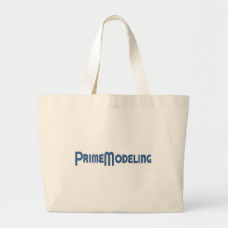 Logotipo de modelagem principal bolsas